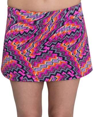Women's Dolfin Printed Swim Skirt