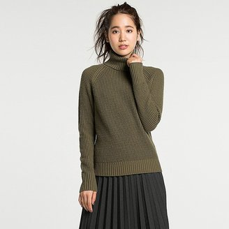 Women Cashmere Blend Turtleneck Sweater $49.90 thestylecure.com