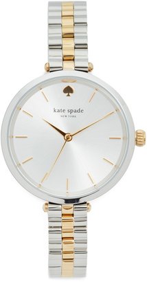 Kate Spade New York Holland Watch $225 thestylecure.com