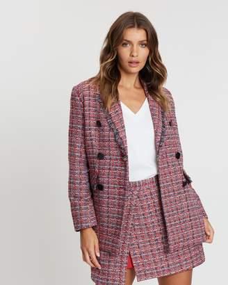 Atmos & Here Tibby Tweed Jacket