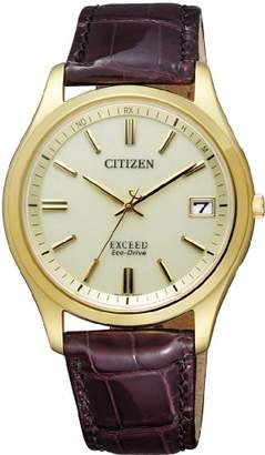 [シチズン]CITIZEN 腕時計 EXCEED エクシード Eco-Drive エコ・ドライブ 電波時計 ペアモデル EAG74-2942 メンズ