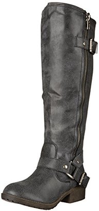 Madden Girl Women's Mobb Riding Boot $89.95 thestylecure.com