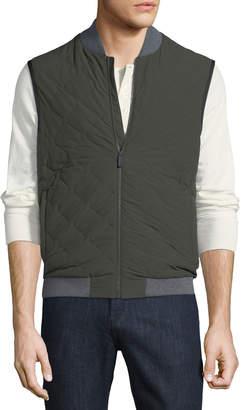 Ermenegildo Zegna Techmerino Techmerino Super Fleece Vest