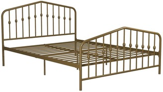 Novogratz Bushwick Metal Bed