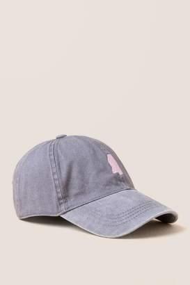 francesca's Mississippi Baseball Cap - Gray