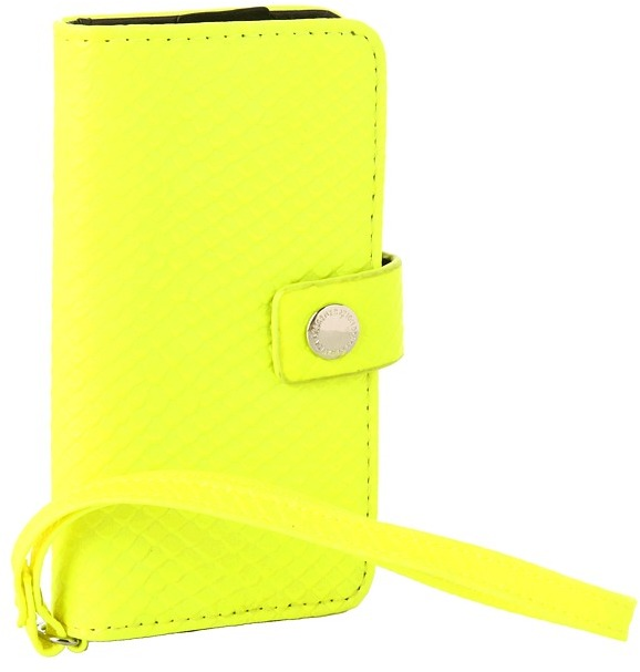 BCBGeneration Nadia iPhone 5 Case (Neon Lime) - Bags and Luggage