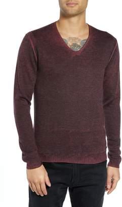 John Varvatos V-Neck Sweater