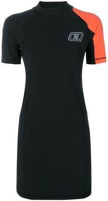 Alexander Wang fitted scuba dress