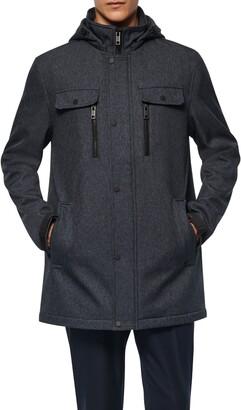 Andrew Marc Doyle Soft Shell Jacket
