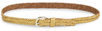 Levi's Leather Braided Summer Belt