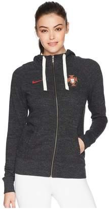 Nike Portugal NSW Gym Vintage Hoodie Women's Sweatshirt