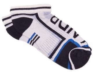 Lndr - Gnarly Trainer Socks - Womens - Grey Multi