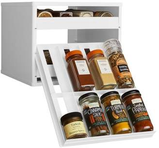 YouCopia SpiceStack Classic 24-Bottle Cabinet Spice Rack