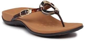 Vionic Karina Toepost Sandal - Wide Width Available