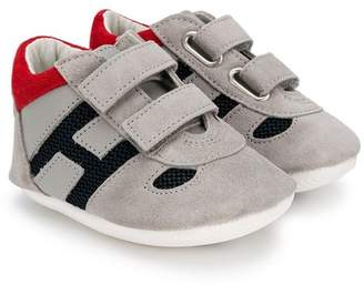 Hogan touch-strap sneakers