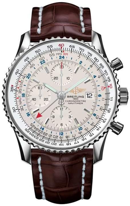 Navitimer World Automatic Travel Watch 46mm