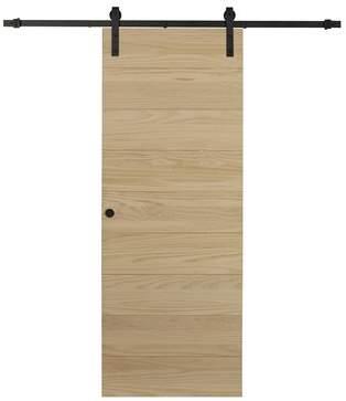 URBAN RESEARCH LTL Barn Horizontal Solid Wood Interior Barn Door