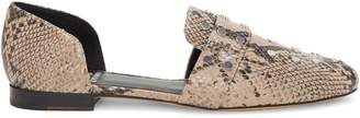 Vince Camuto Wenerly Leather d'Orsay Flats