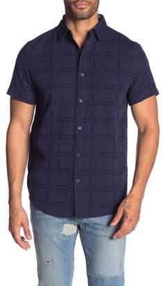 Sovereign Code Lasso Check Regular Fit Shirt