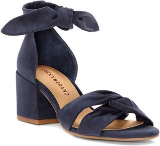 Lucky Brand Xaylah Heeled Sandal
