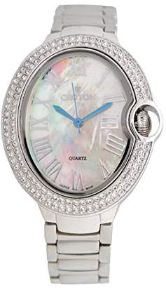 Croton Women's Quartz Stainless Steel Watch