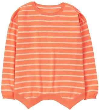 Crazy 8 Crazy8 Sparkle Stripe Sweater