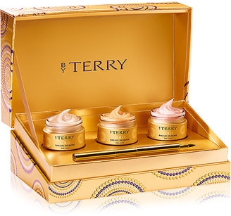 By Terry Women's Gold Baume De Rose Trio Deluxe