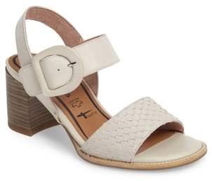 Tamaris Danni Block Heel Sandal