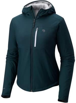 Mountain Hardwear Skypoint Hooded Jacket - Women's