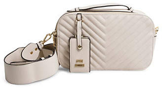 Steve Madden Phoebe Quilted Camera Bag