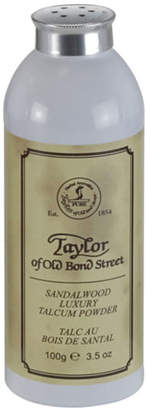 Taylor of Old Bond Street Sandalwood Talcum Powder (100g)