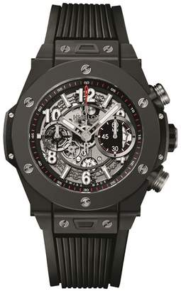 Hublot Big Bang Unico 45mm Black Magic Watch