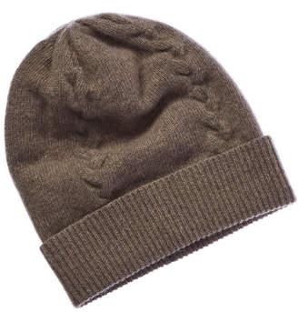 Portolano Cashmere Cable Hat