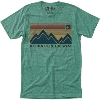 Hippy-Tree Hippy Tree Spectrum Short-Sleeve T-Shirt - Men's