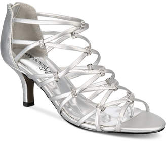 Easy Street Shoes East Street Nightingale Evening Sandals Women's Shoes