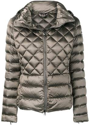 Colmar quilted fitted jacket