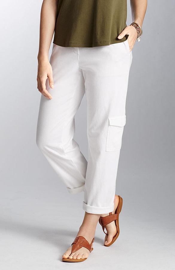 J. Jill Safari cargo pants