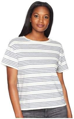 Pendleton Soft Stripe Cotton Tee Women's T Shirt