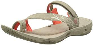 Columbia Women's Sunrise Vent II Toe Ring Sandal $21.12 thestylecure.com