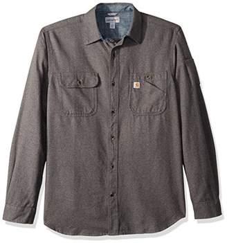 Carhartt Men's Beartooth Solid Long Sleeve Shirt