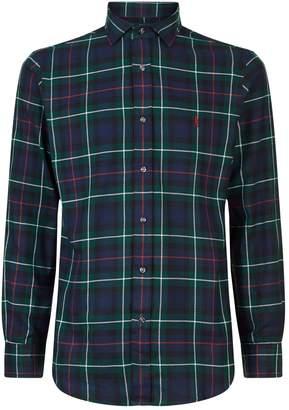 Polo Ralph Lauren Cotton Check Flannel Shirt