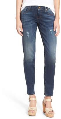KUT from the Kloth 'Catherine' Distressed Boyfriend Jeans