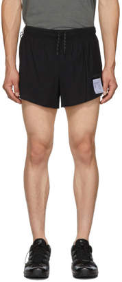 Satisfy Black JusticeTM Short Distance 2.5 inches Shorts