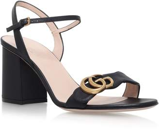 9da74db23155 Gucci Marmont Sandals - ShopStyle