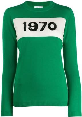 Bella Freud 1970 sequin jumper