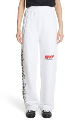 Off-White OFFF Sweatpants