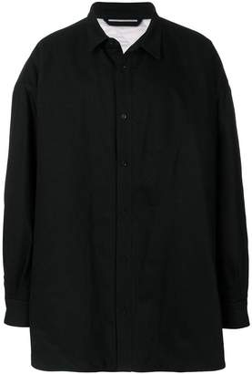 Raf Simons classic buttoned coat