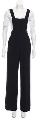 A.L.C. Overall Wide-Leg Jumpsuit w/ Tags