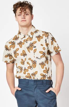 Brixton Charter Short Sleeve Button Up Shirt