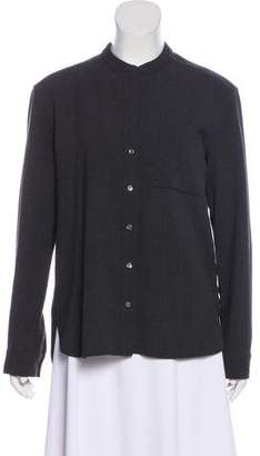 James Perse Oversize Long Sleeve Top